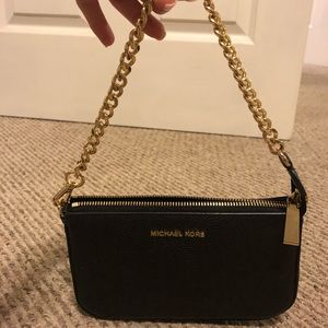 Michael Kors purse. Can also be used as a clutch.